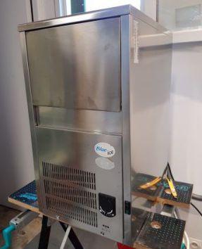 machine à glaçons SD 18 AS blue ice, machine à glaçons professionnelle