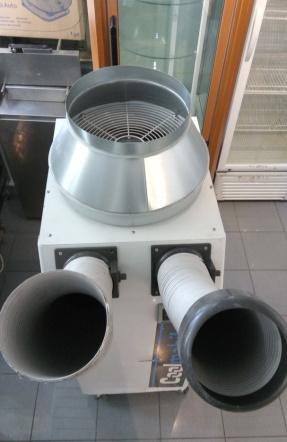 climatiseur professionnel